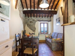 Relax in Val d'Orcia - Typical Tuscan 2bdr house