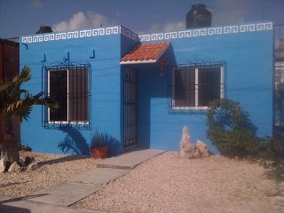 Cozy Casa Azul in Chan Chemuyil near Akumal, Mexico! Beach, Sun and Fun!