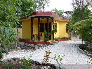 Property La Joya with Two Casitas Near Beach and Village of Chemuyil