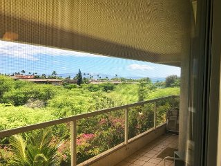 Maui Banyan #Q403 Partial Ocean View, Renovated, Spacious Condo, Sleeps 4