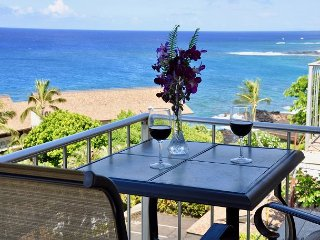 Sunset Kahili #507, Penthouse, Ocean-View, New Upgrades, Sunset Views!