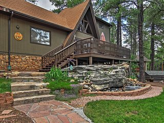 NEW! Beautiful 4BR Flagstaff House In The Pines!