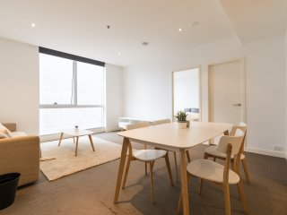 Melbourne CBD Modern 1Bedroom, Sky pool freewifi