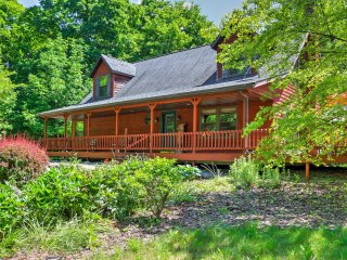 NEW! 2BR Egg Harbor House on 2 Acres!