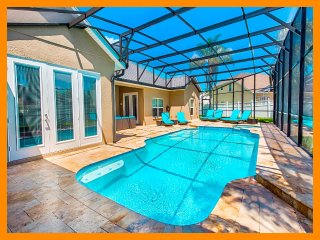 Formosa Gardens 49 - villa with pool, game room and theater room near Disney