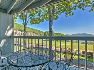 Wintergreen Studio w/ Views, Next to Mountain Inn!