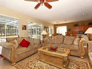 458BD. Spectacular 5 Bed 3 Bath Pool Home In Highlands Reserve Golf Community
