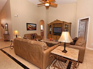 346BD. Lovely 5 Bed 3 Bath Pool Home In Highlands Reserve Golf Community