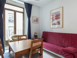 EXTRAORDINARY LOCATION, GREAT FLAT IN PLAZA ESPANA