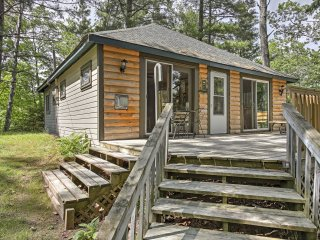 Have the ultimate lake retreat with this 3-bedroom, 1-bathroom vacation rental.