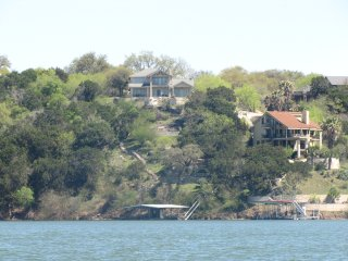 Lake Travis Waterfront Home with dock and spectacular views