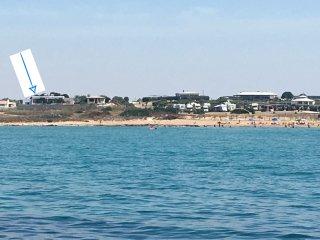 villino isola delle correnti a 50 mt dal mare