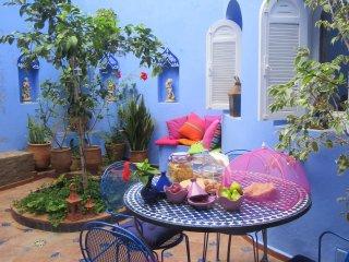 Casa Aladino, una casa de cuento en la medina de Asilah, a 1h de Tánger