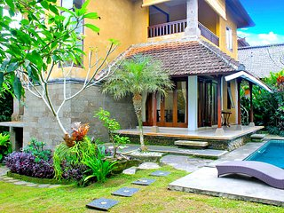 Pasti House Ubud Villa 4 Bedroom With Private Pool