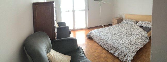 Überblick über das Schlafzimmer