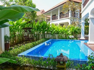 High end 5 STAR Resort 3 BDR POOL VILLA