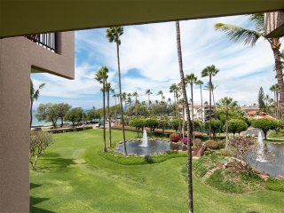 Modern Kitchen Ease in Casual Condo w/Great View, WiFi, Lanai–Kamaole Sands