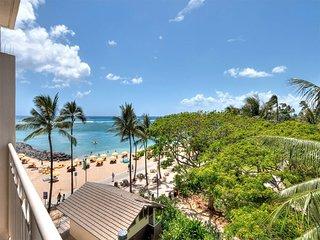 Waikiki Shore Studio Waikiki Beach View #404