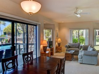 Surf's Up! Luxury Island Decor, Lanai w/Wet Bar, Full Kitchen, WiFi, TV, DVD