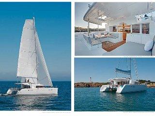 Alquiler Catamaran Ibiza & Formentera