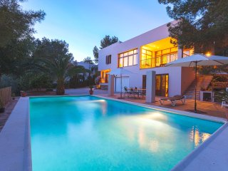 Spacious house with swimming-pool