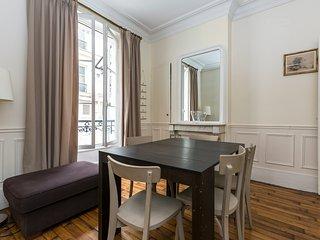 Appartement cosy dans le 16ème