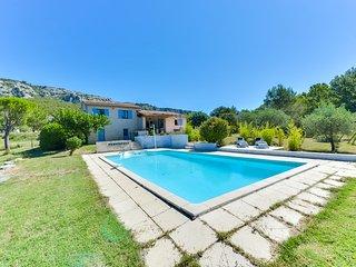 Villa au calme avec piscine dans le Luberon