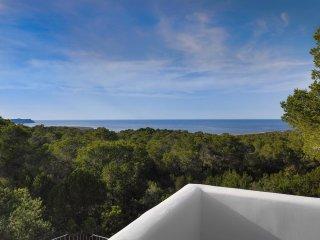 Superbe villa avec piscine en front de mer à Ibiza
