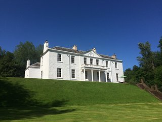 DUMCRIEFF HOUSE, Moffat, Dumfries & Galloway