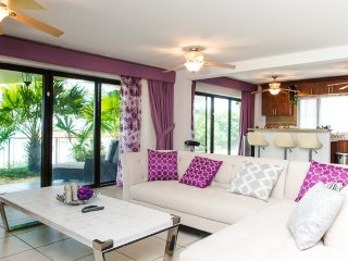Beautiful fully equipped beachfront house in Vista Mar Golf and Beach Resort