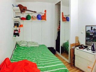 Charmant appartement de 40 m2 dans le quartier de Montmartre