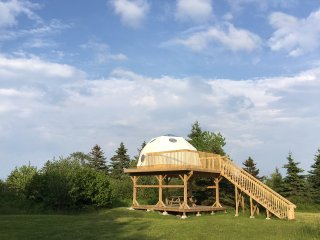 The Eagle Dome at Cabot Shores