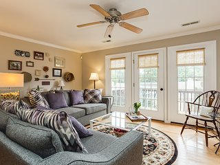 River Run Retreat | Quiet & Convenient to Campus & Downtown - 3 miles to UVa