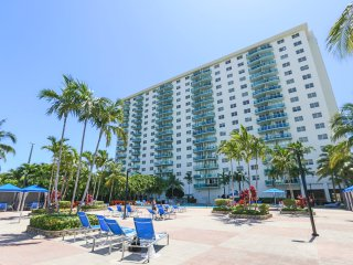 One bedroom with Garden view in Sunny Isles #37