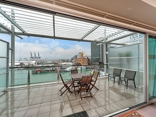 Waterfront One Bedroom Serviced Apartment Princes Wharf, Auckland
