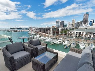 Penthouse 2 Bedroom Viaduct Harbour Auckland NZ