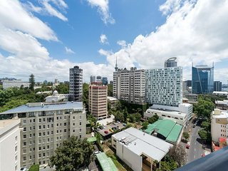Two Bedroom One Bathroom Apartment in Quiet Legal District of Auckland, New