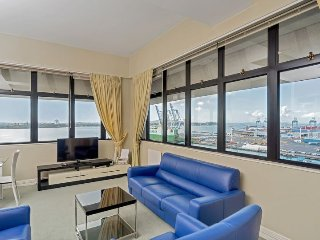 Holiday Lets 2 bedroom Apartment on Auckland Waterfront