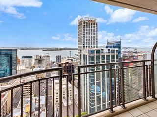 Auckland New Zealand Serviced Apartment Hotel Acommodation 1 Bedroom Metropolis