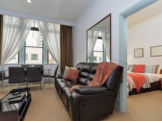 Heritage Hotel One Bedroom Serviced Apartment, Auckland, NZ