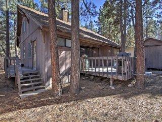 2BR Sugarloaf Cabin w/ Wraparound Deck!