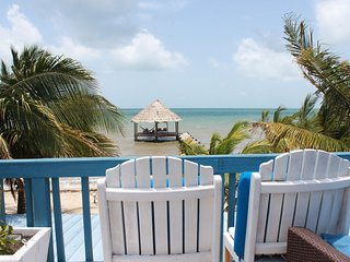 Maya Apartment; 3br Beachfront with Balcony and Great Views!