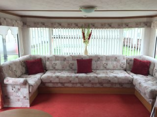 8 Berth Caravan on The Chase, Ingoldmells, Skegness