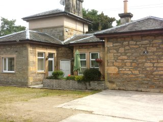 Self Catering Holiday Cottage in Elgin City