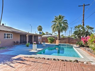 NEW! Luxurious 3BR Scottsdale Home w/ Private Pool