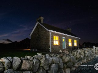 Haughian's Cottage, Mourne Mountains, N.Ireland