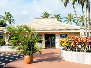 Enjoy The Natural Beauty Of Kauai Beach Villas!