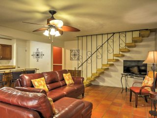 NEW! Prime 3BR Amarillo Condo w/ Community Pool!