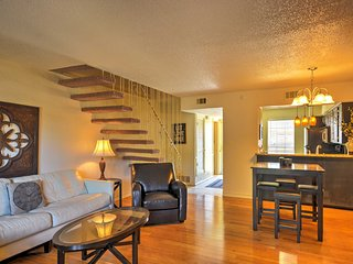 Amarillo Condo w/Community Pool Near Downtown!