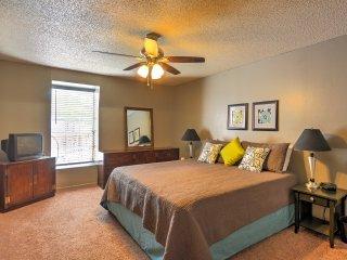 NEW! 2BR Modern Amarillo Condo w/ Community Pool!